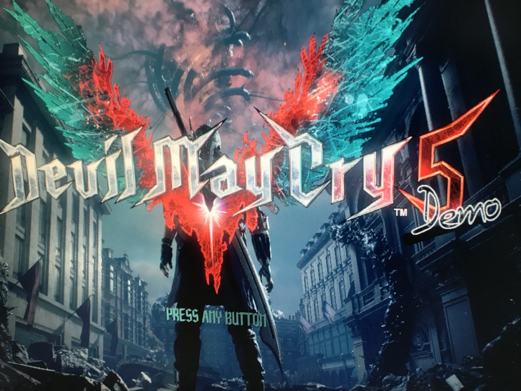 Devil May Cry 5 presentará una demo jugable en la Gamescom 1