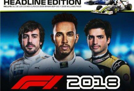 F1 2018 disponible para Xbox One, PlayStation 4 y PC 1