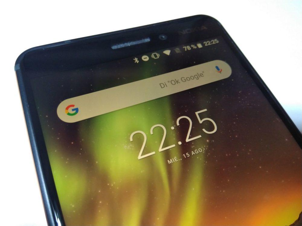 Nokia 6.1 - Pantalla