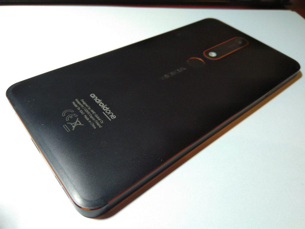 Nokia 6.1, análisis. Un teléfono bonito y potente, pero un tanto irregular 1