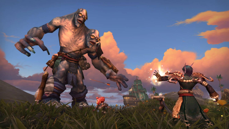 Battle for Azeroth, la nueva expansión de World of Warcraft 1