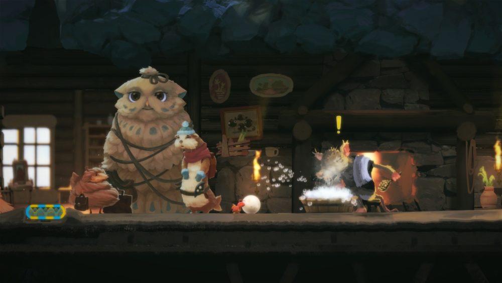 Yoku's Island Express, análisis de una mezcla muy peculiar 4