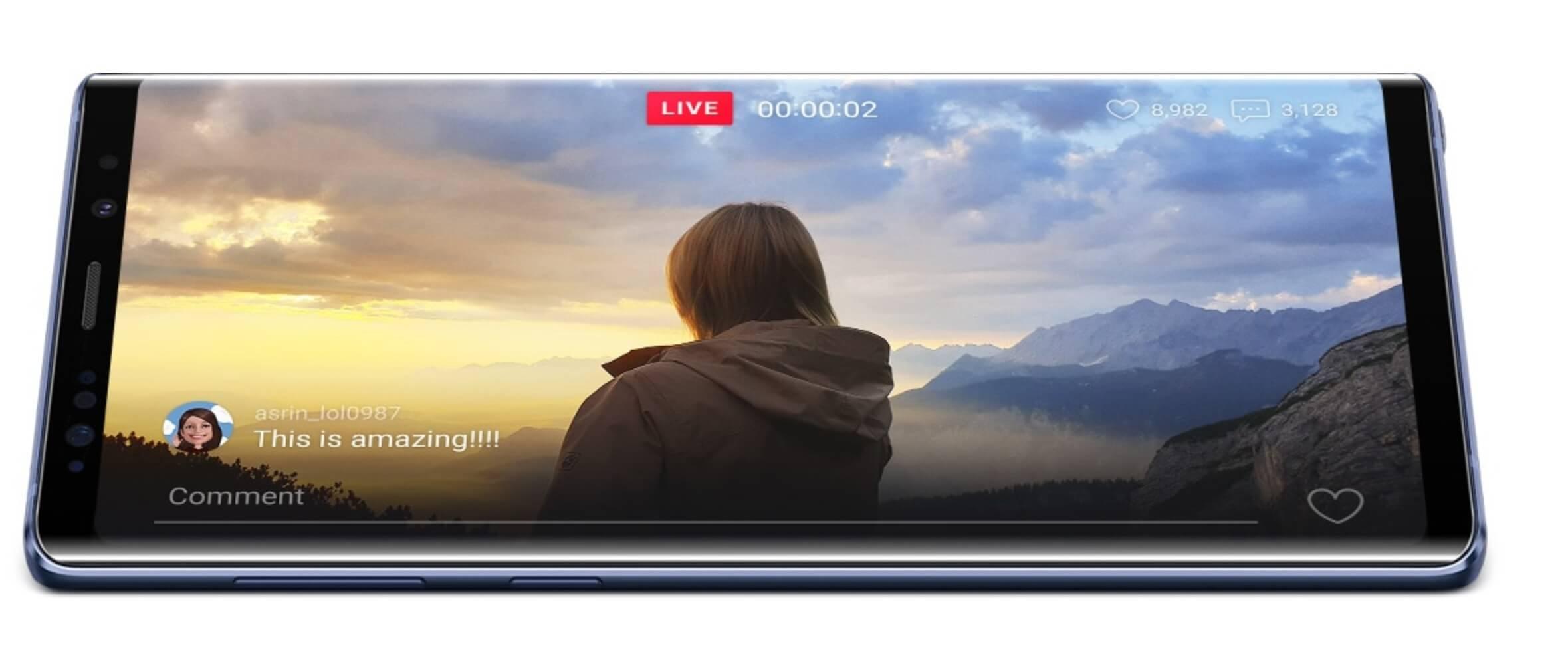 Samsung presenta el Galaxy Note 9 y te lo mostramos al completo 1