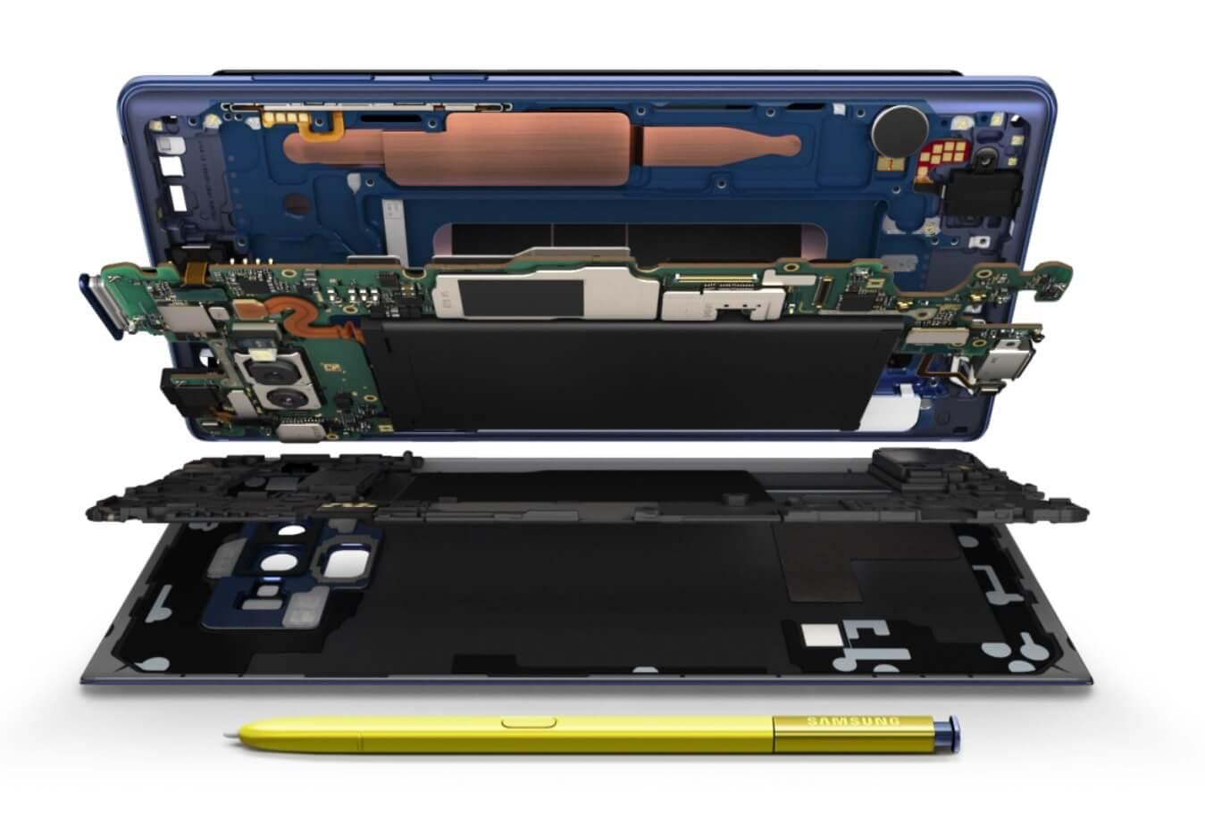 Samsung presenta el Galaxy Note 9 y te lo mostramos al completo 3