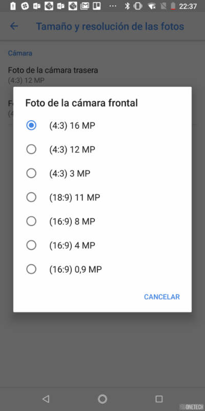 Nokia 7 Plus, analizamos este  gigante de HMD 11