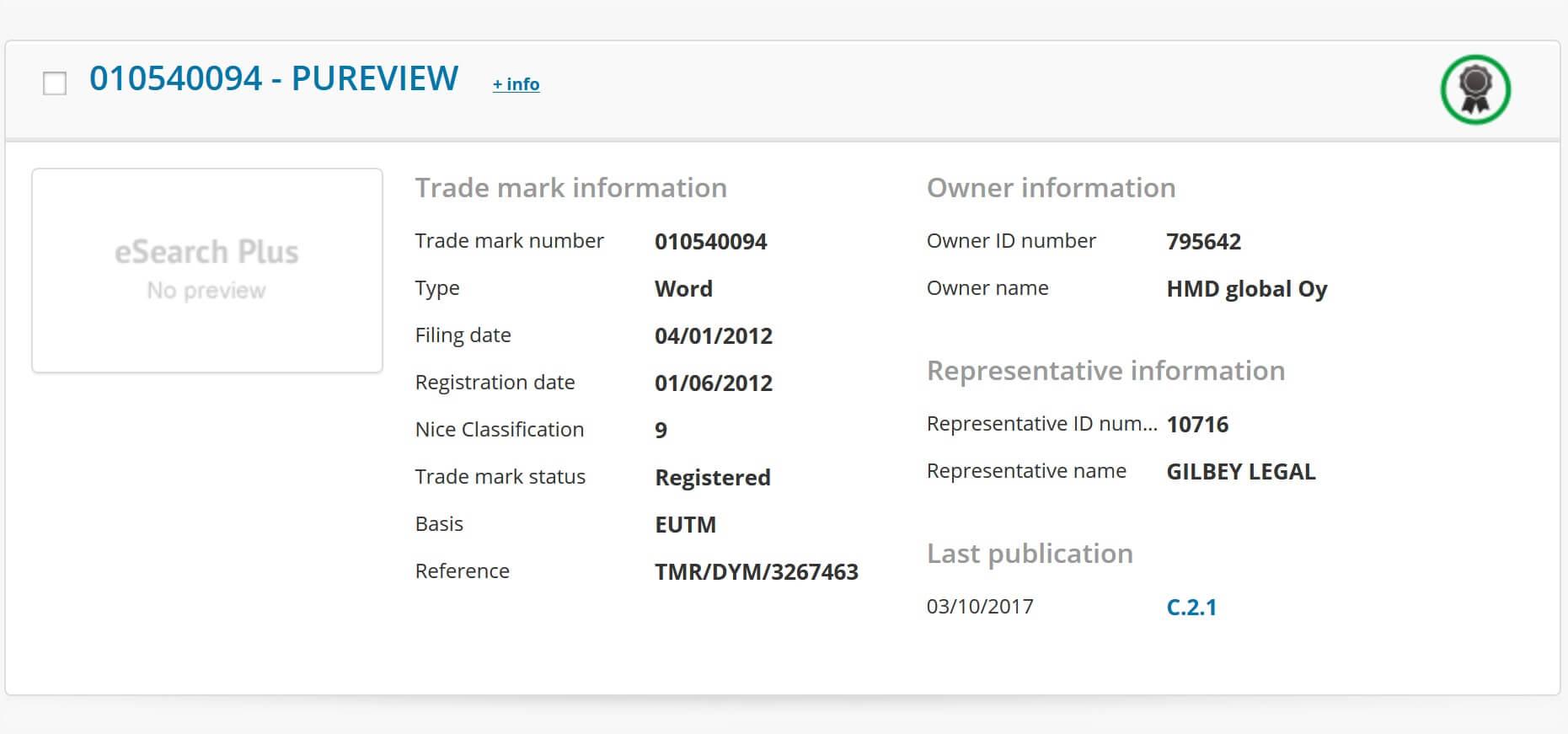 La marca Pureview ya está en manos de HMD Global 1