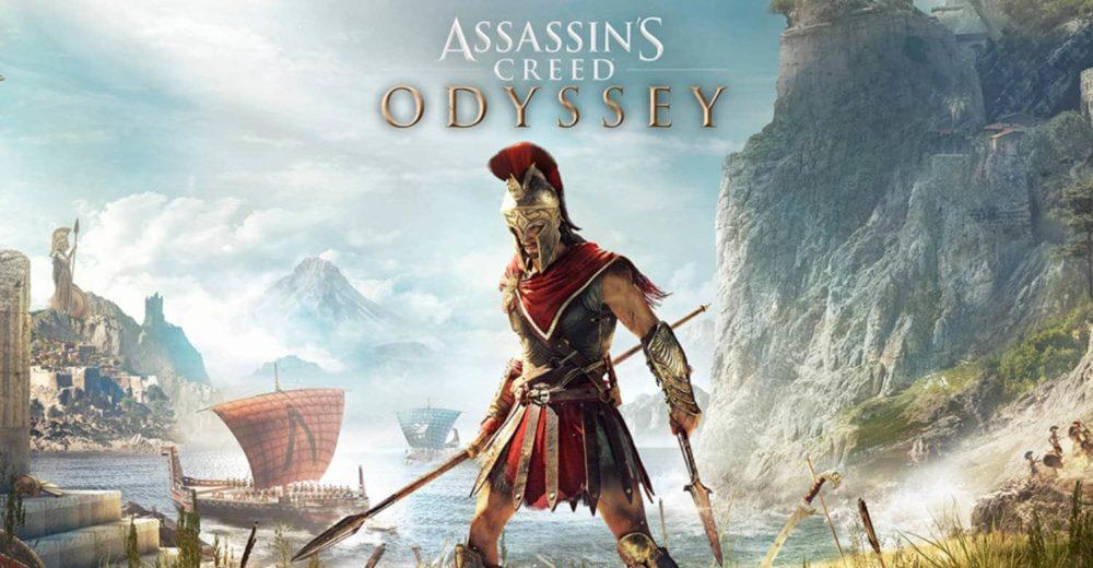 Disfruta con el nuevo trailer de Assassin's Creed Odyssey 1