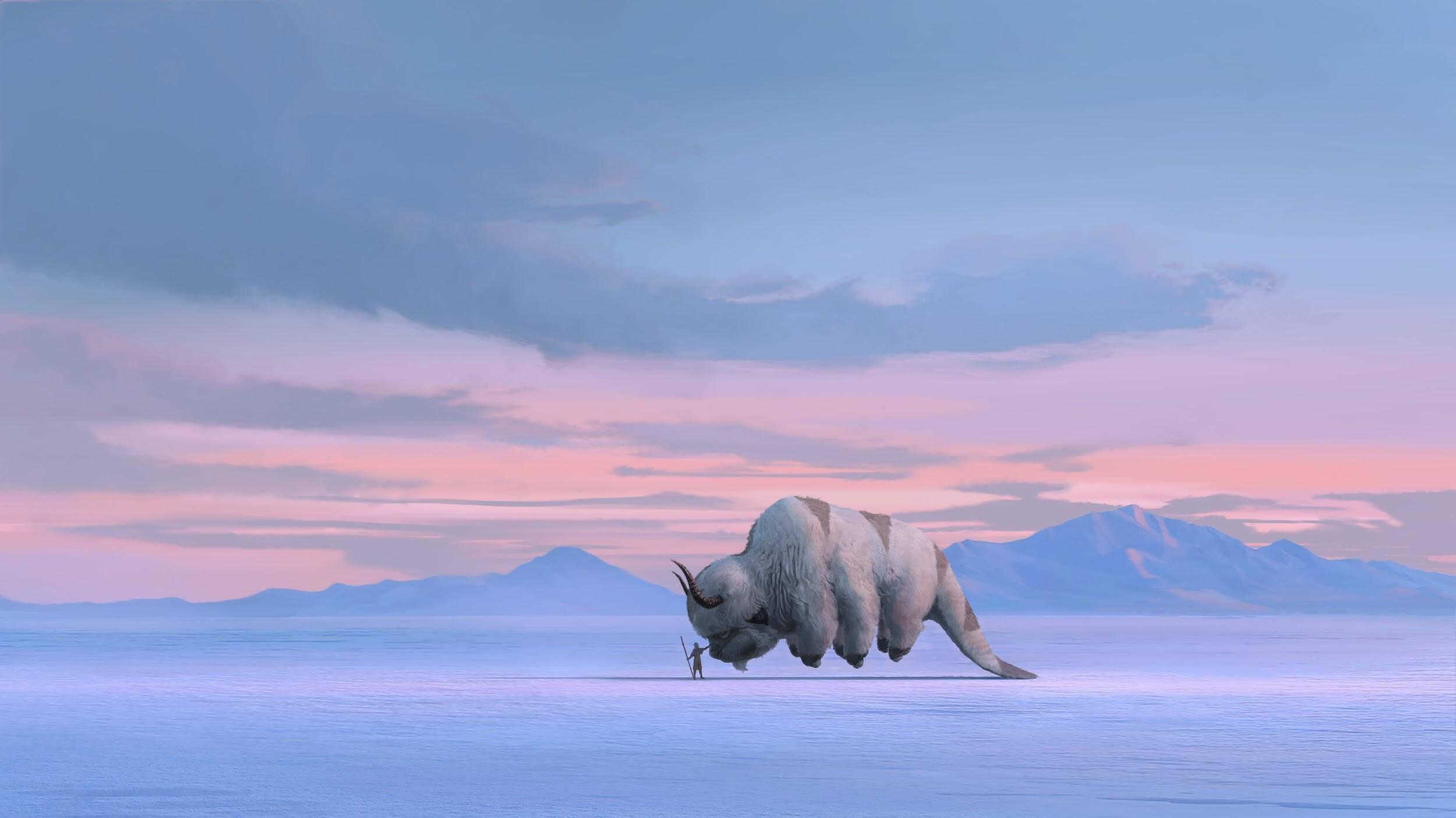 Avatar: la leyenda de Aang,