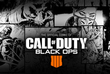 Call of Duty: Black Ops 4, ya tiene su comic oficial