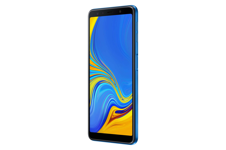 Galaxy A7 (2018) Triple cámara y gran pantalla para renovar la gama media 1