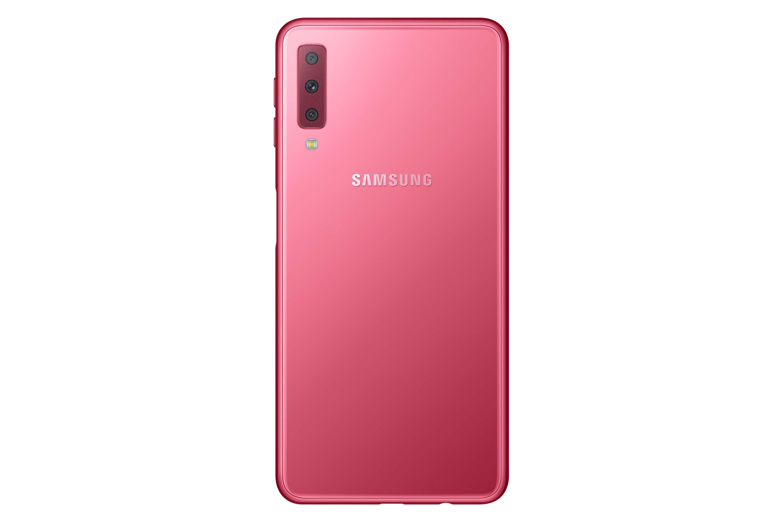 Galaxy A7 (2018) Triple cámara y gran pantalla para renovar la gama media 2