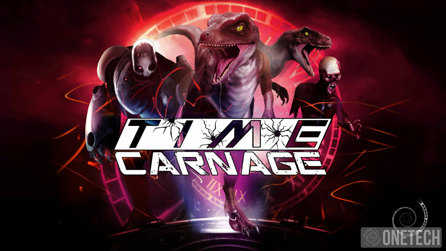 Time Carnage para Xbox One