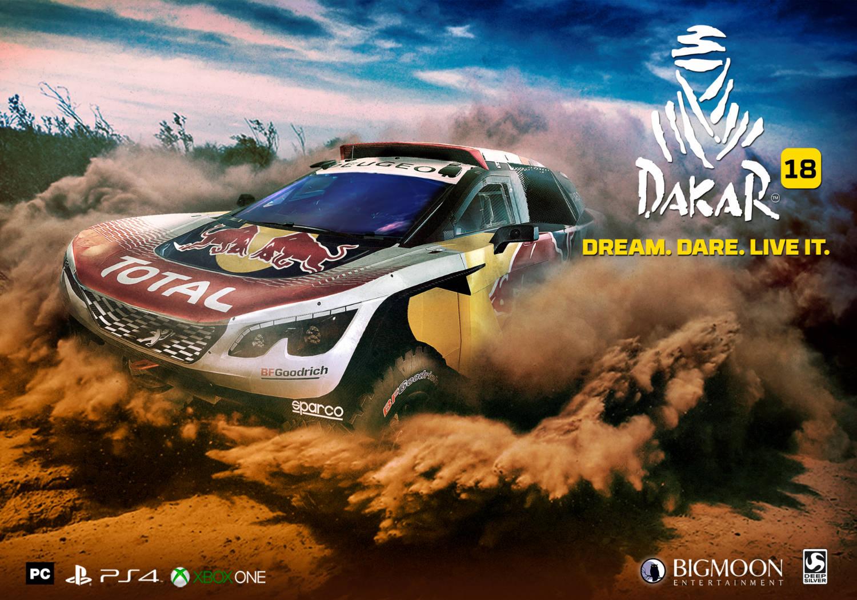 Dakar 18 llegará el 28 de Septiembre a Xbox One, PlayStation 4 y PC