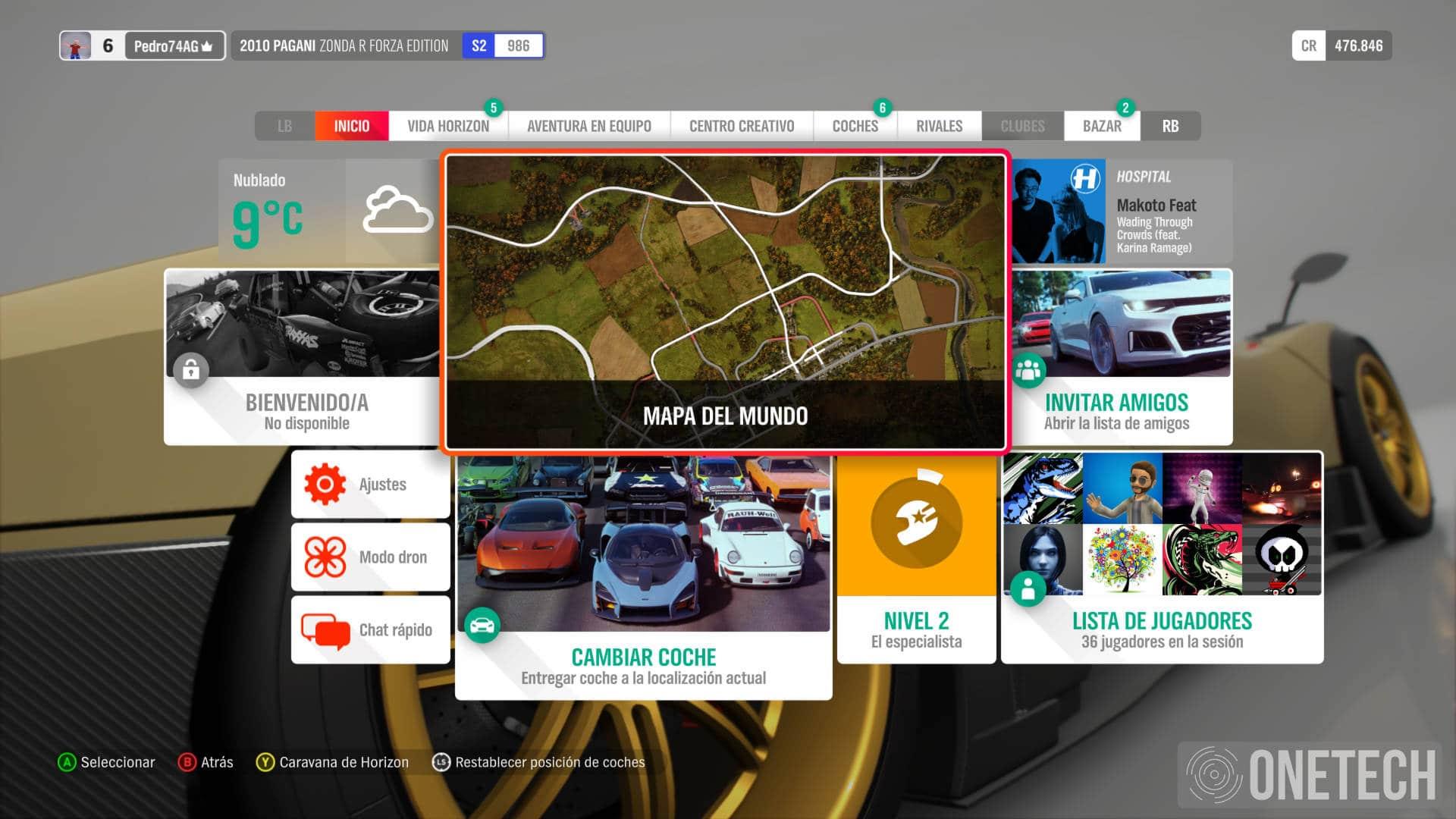 Forza Horizon 4, la mejor razón para pasarte a Xbox 11