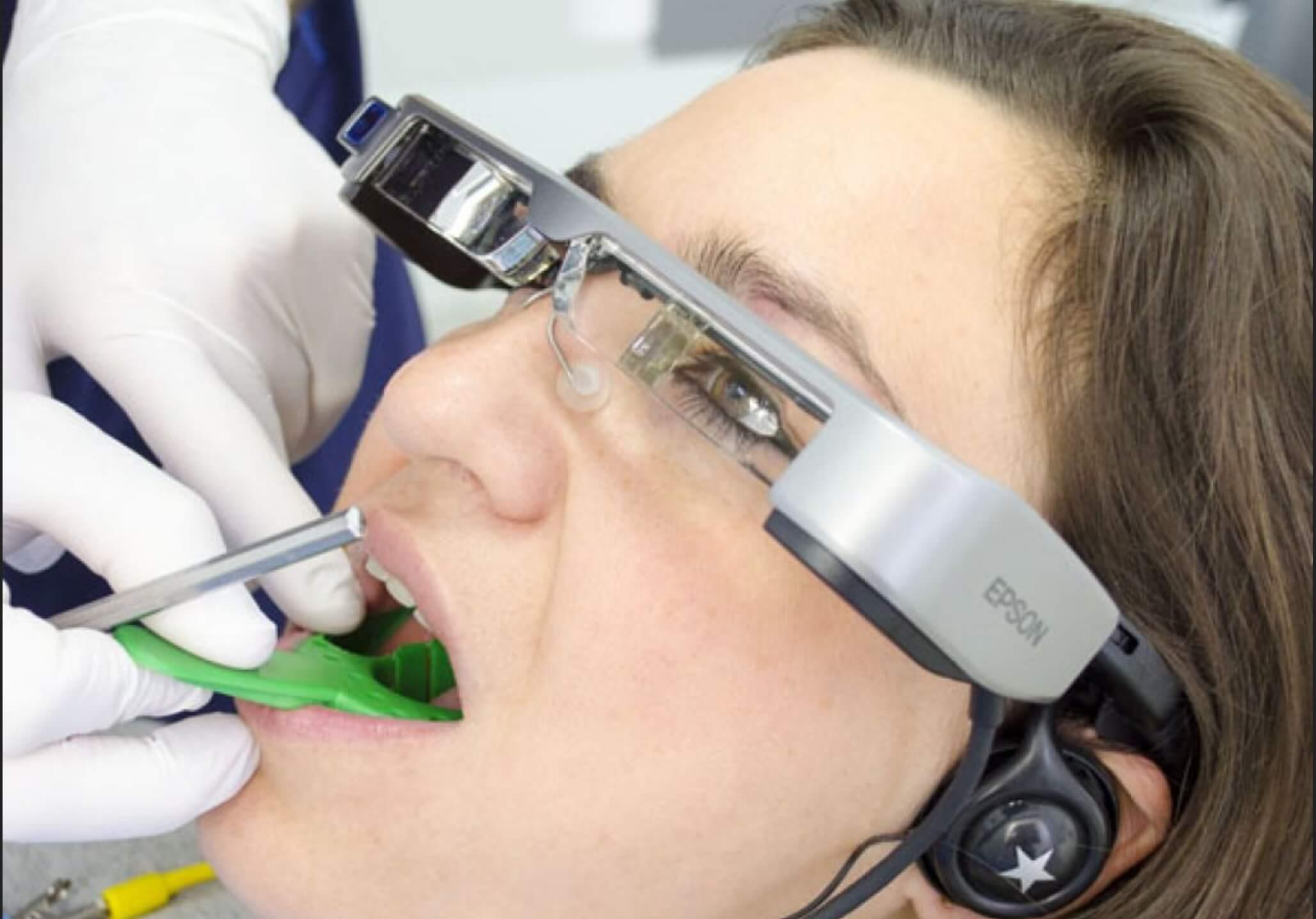 Realidad aumentada para quitarnos el miedo al dentista 1