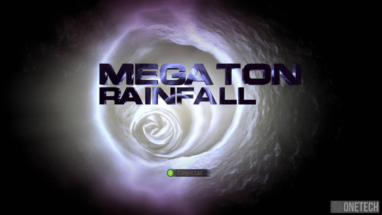 Nos convertimos en Superhéroes con Megaton Rainfall 1