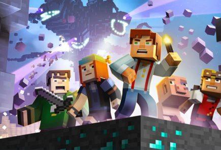 Minecraft: Story Mode - Telltale Games