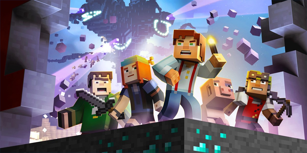 Minecraft: Story Mode - Telltale Games