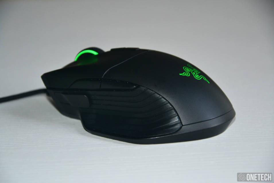 Razer Basilisk análizamos este ratón gamer para FPS 1
