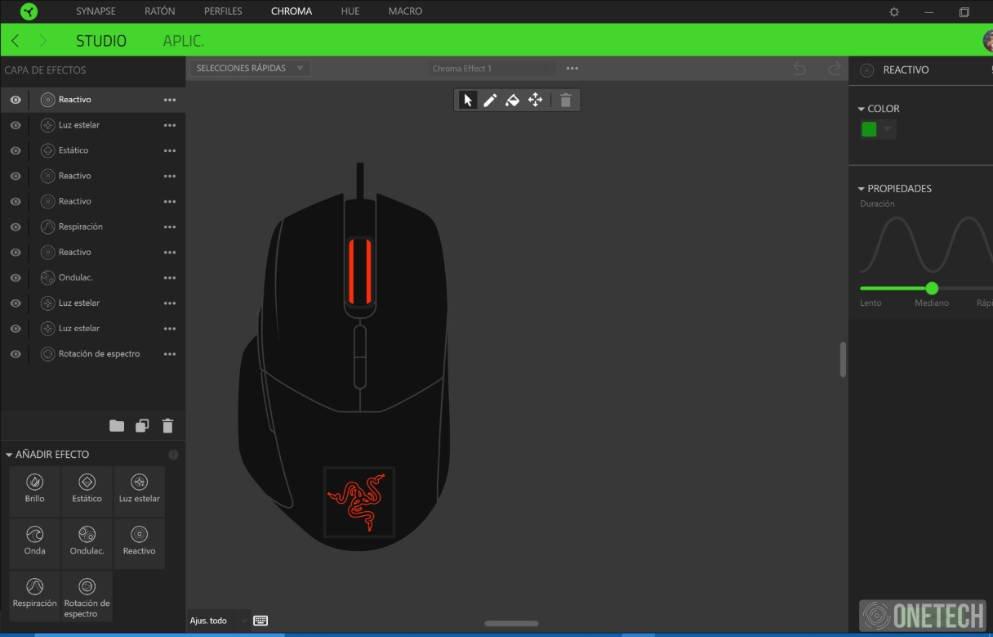 Razer Basilisk análizamos este ratón gamer para FPS 7