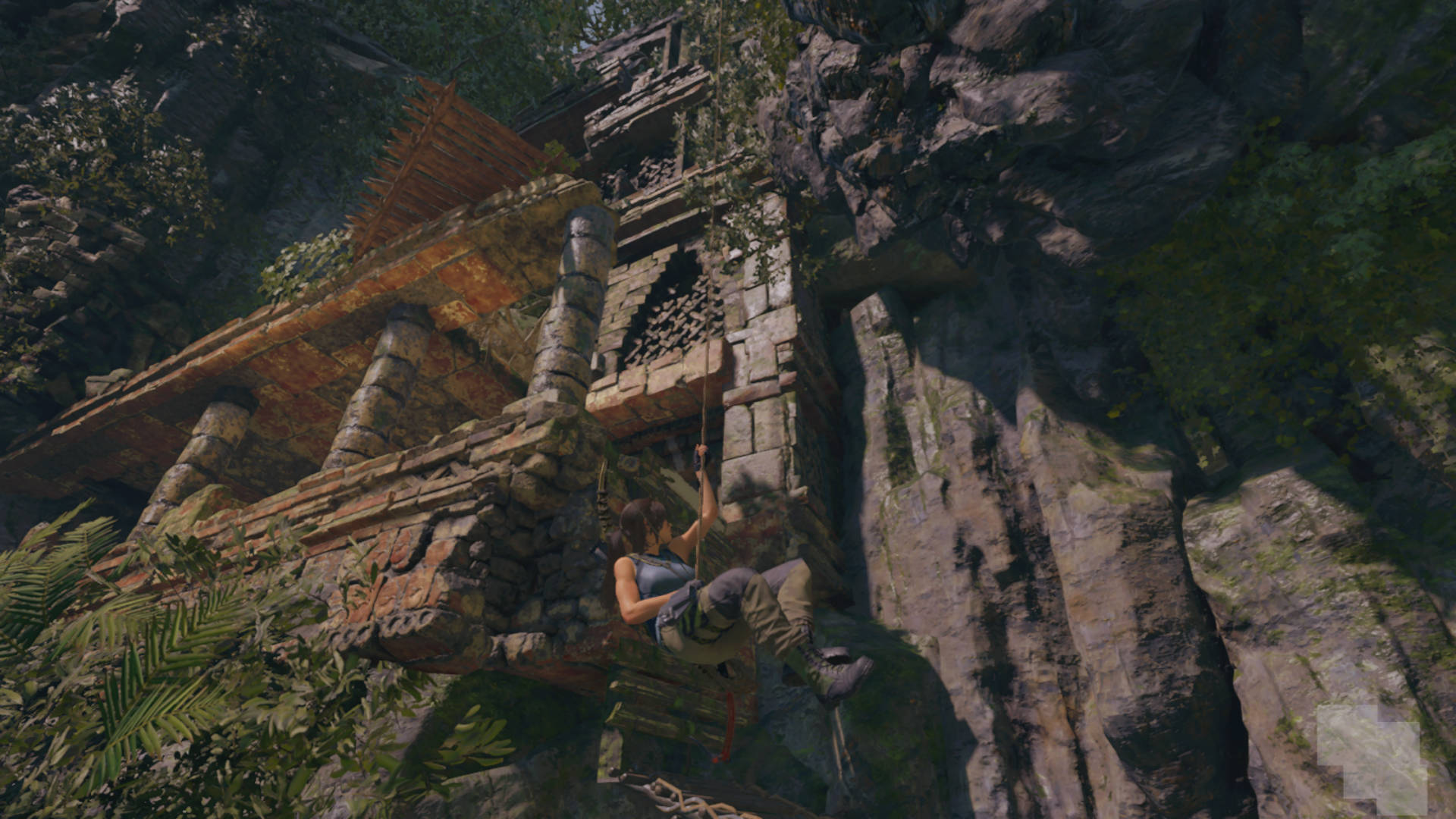 Shadow of the Tomb Raider, análisis del retorno de Lara 11