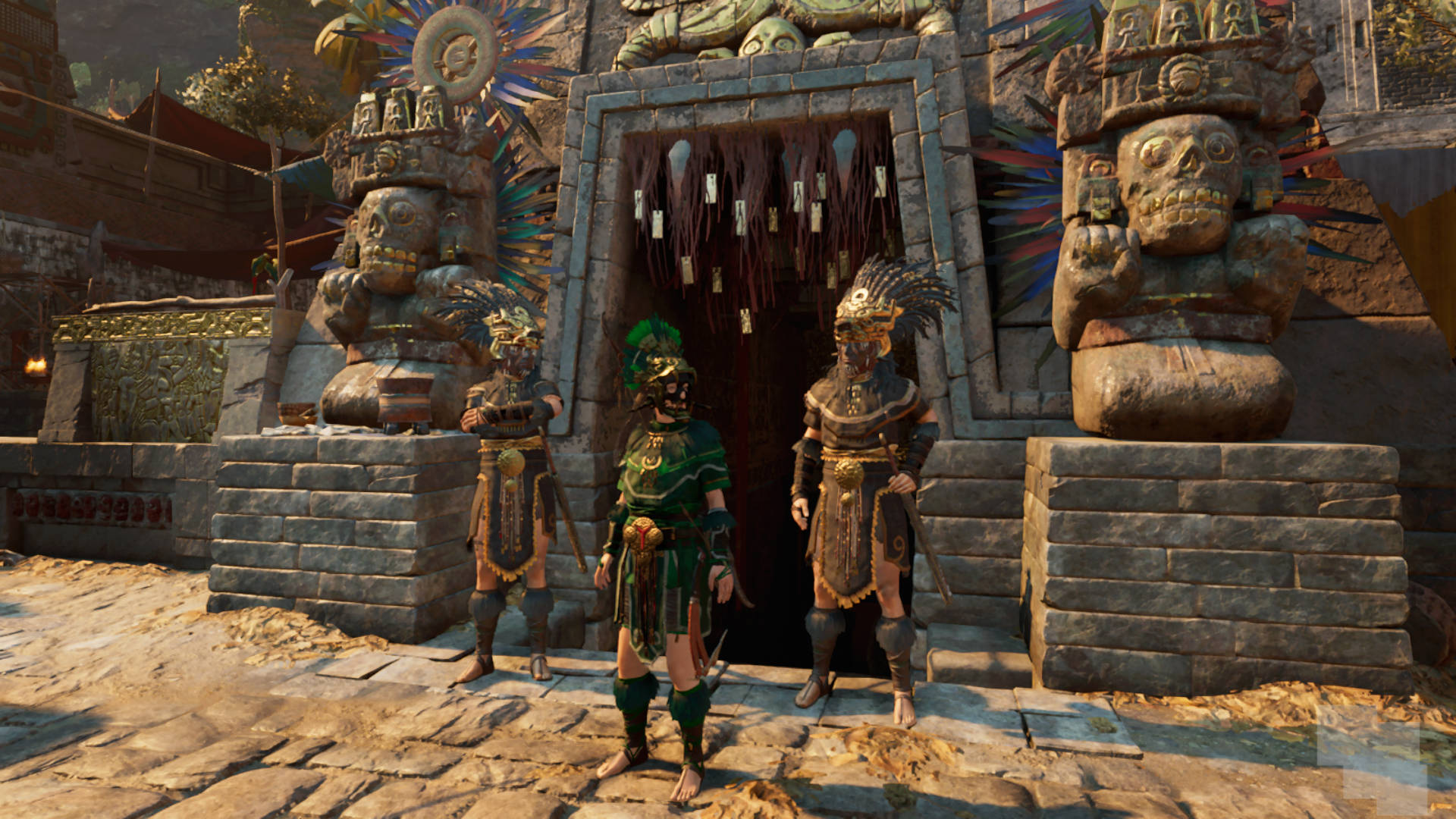Shadow of the Tomb Raider, análisis del retorno de Lara 13
