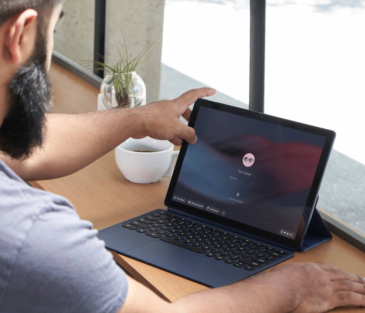 Pixel Slate, la primera tablet de Google con Chrome OS