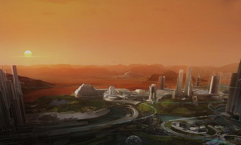HP Mars Home Planet, prepárate para ver Marte como nunca lo habías soñado 1