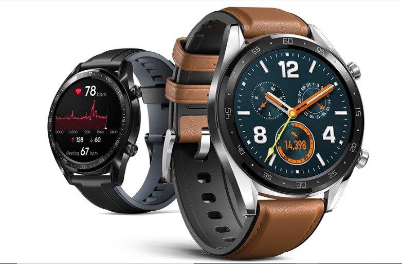 Huawei Watch GT, dos semanas de batería y 10.6mm de grosor