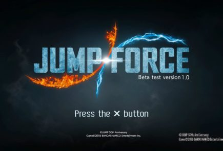 jump force beta portada
