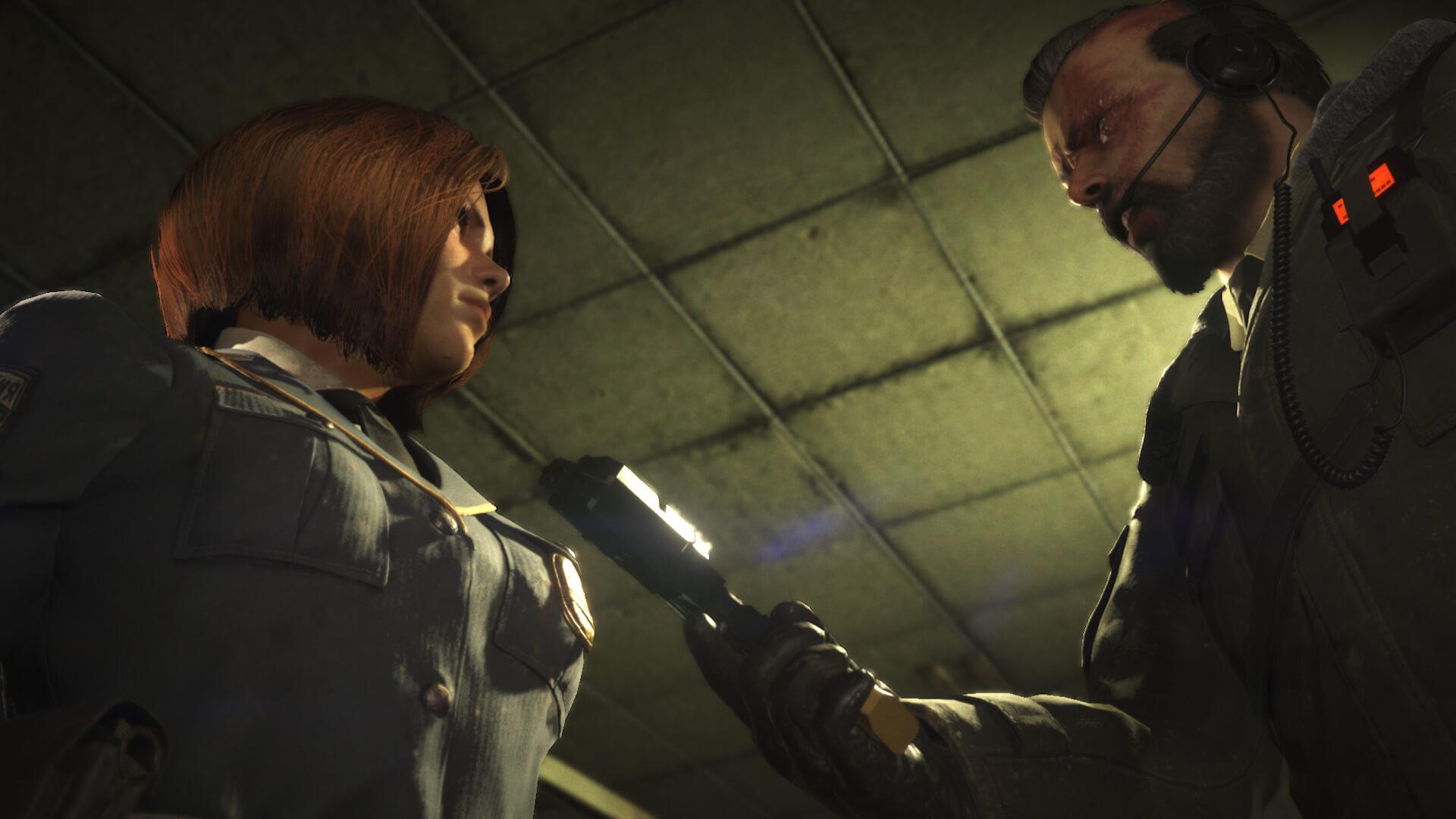 Left Alive, el nuevo shooter de Square Enix llegará el 5 de Marzo 1