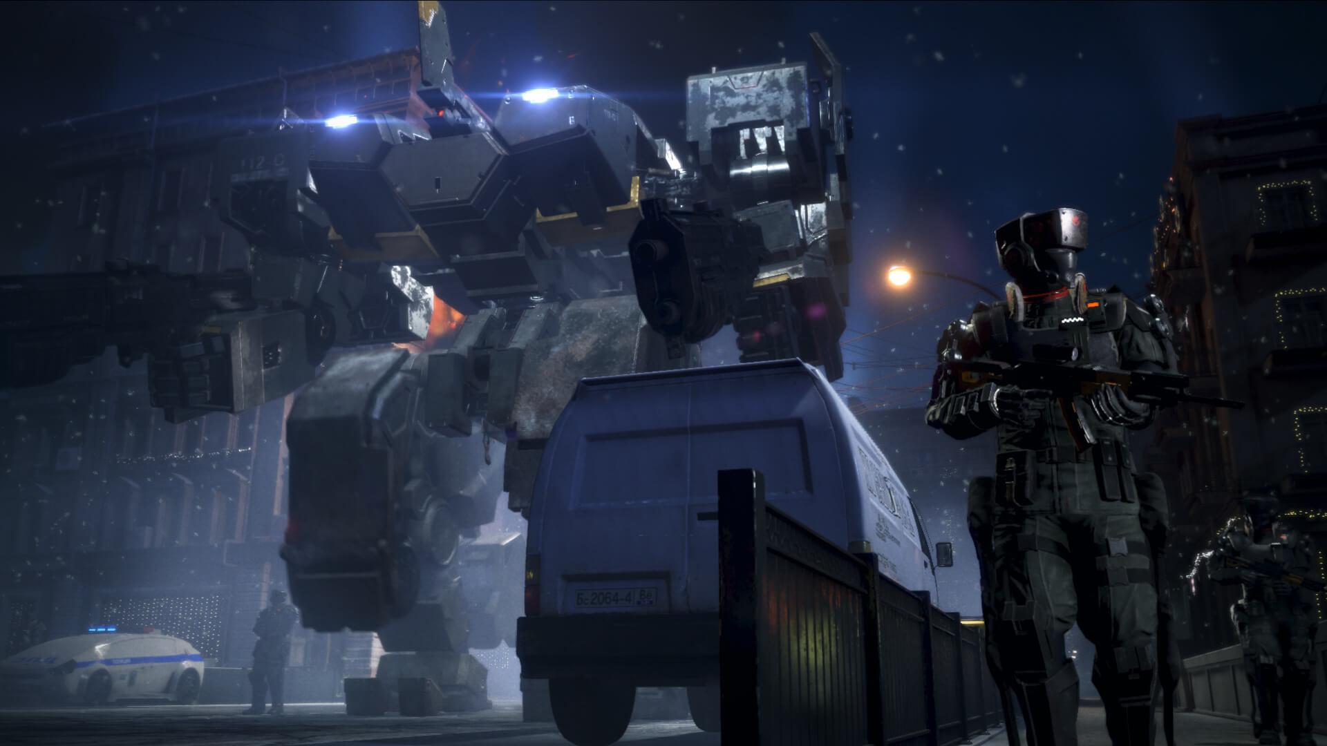 Left Alive, el nuevo shooter de Square Enix llegará el 5 de Marzo 2