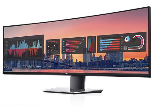 monitor curvo Dell UltraSharp 49 (U4919DW)