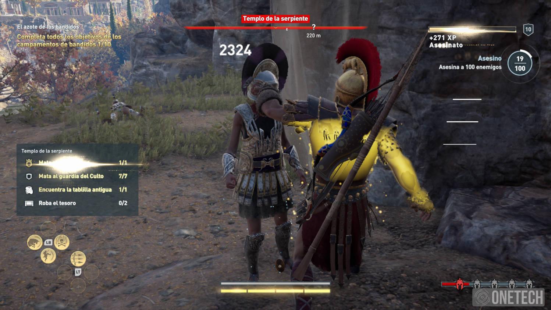 Assassin's Creed Odyssey analizamos la mayor entrega de la saga 10