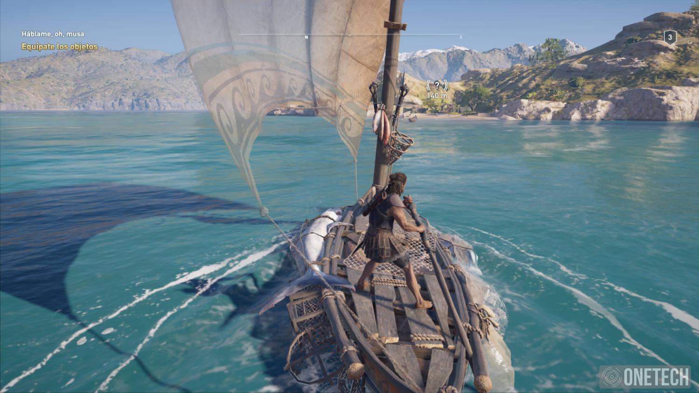 Assassin's Creed Odyssey analizamos la mayor entrega de la saga 5