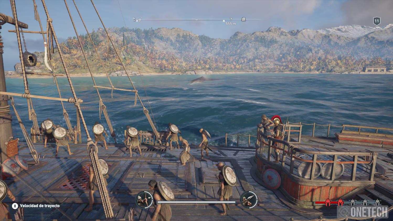 Assassin's Creed Odyssey analizamos la mayor entrega de la saga 4