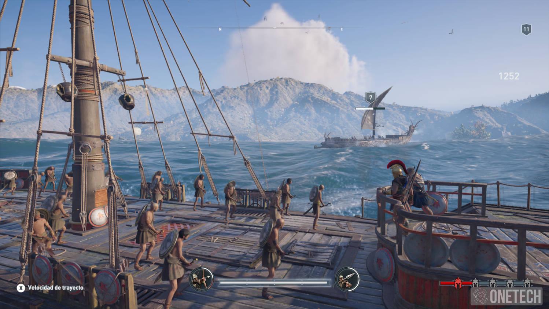 Assassin's Creed Odyssey analizamos la mayor entrega de la saga 6