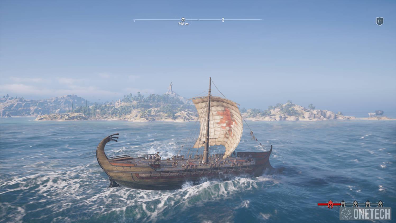 Assassin's Creed Odyssey analizamos la mayor entrega de la saga 2