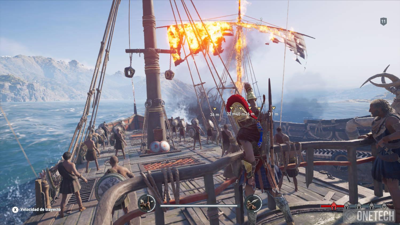 Assassin's Creed Odyssey analizamos la mayor entrega de la saga 8