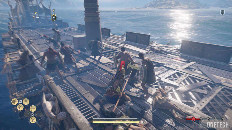 Assassin's Creed Odyssey analizamos la mayor entrega de la saga 1
