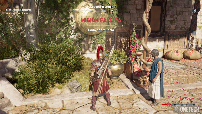 Assassin's Creed Odyssey analizamos la mayor entrega de la saga 12