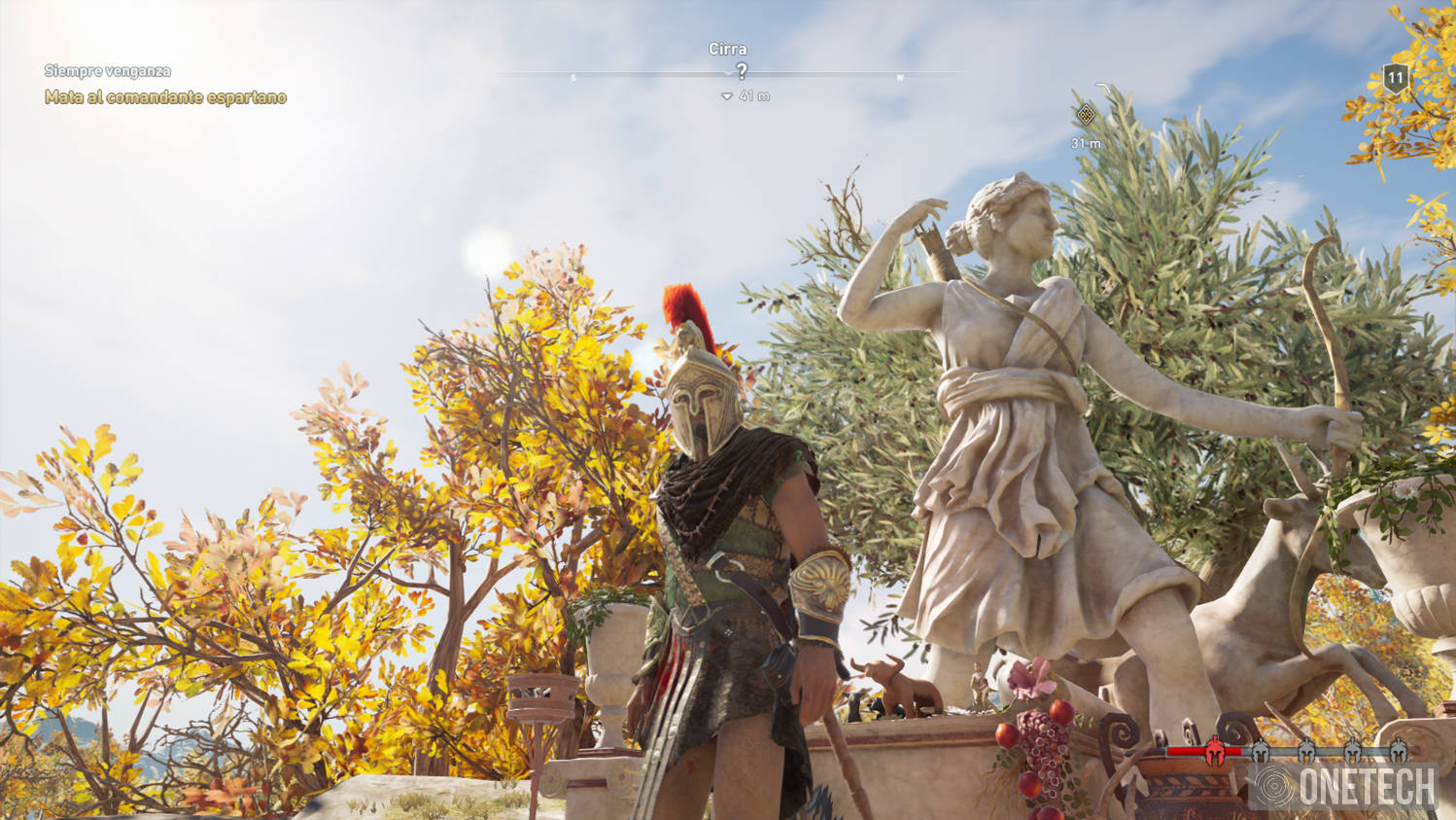 Assassin's Creed Odyssey -  Análisis