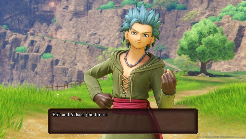 dragon quest XI echoes of an elusive age (2)