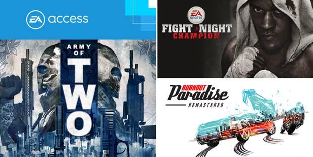 Burnout Paradise Remastered y otros juegos llegan a The Vault 1