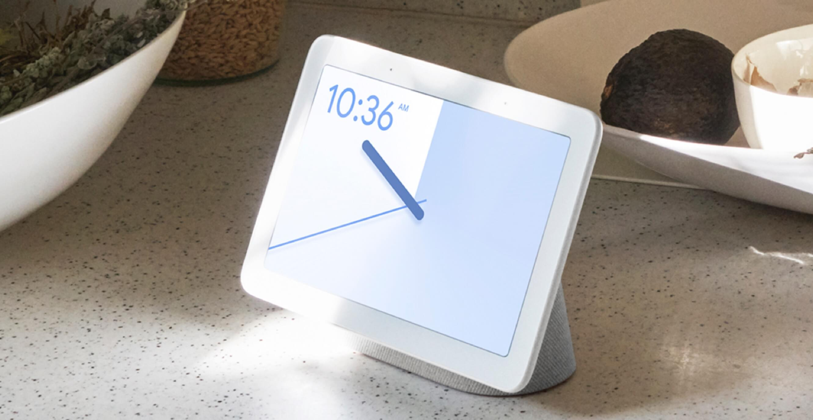 google home hub - photo #9