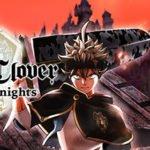 black clover quartet knights cover