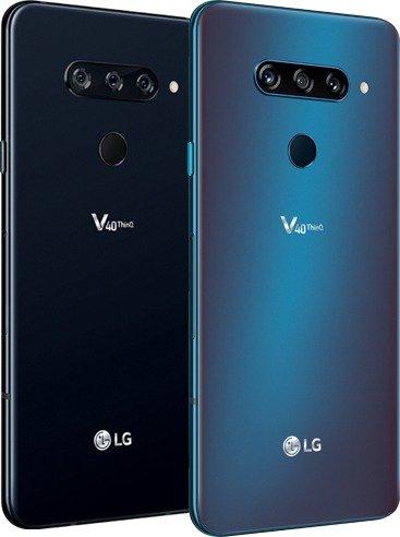 El LG V40 ThinQ con cinco cámaras ya es oficial 2
