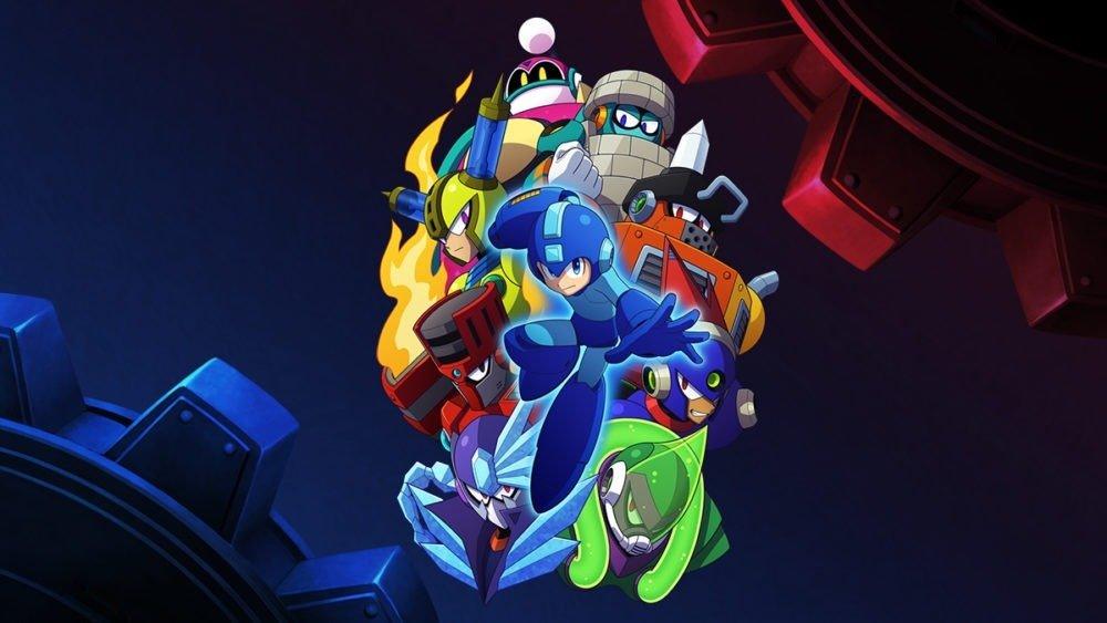 Mega Man 11 ya está disponible en consolas y PC 1