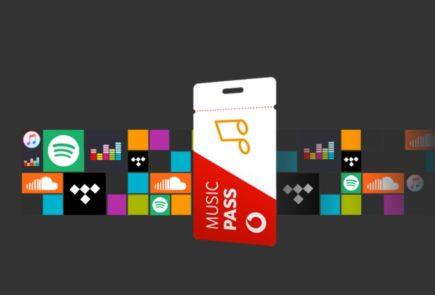 Vodafone Music Pass