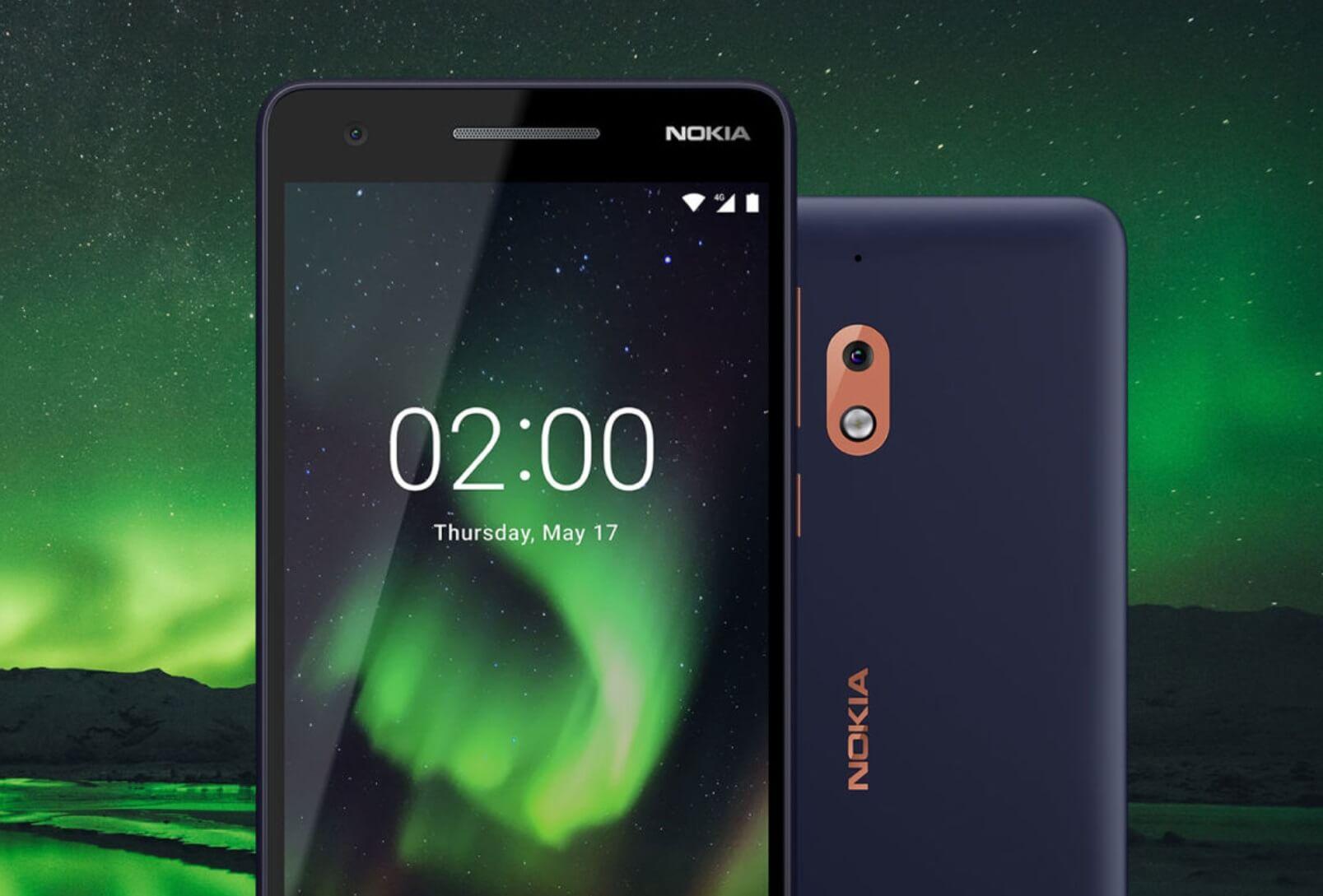 Los Nokia 2.1 y Nokia 5.1 llegan a España